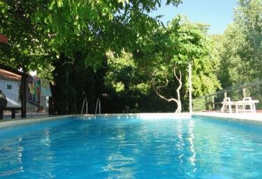 Casas rurales con piscina en nerpio for Complejo rural con piscina