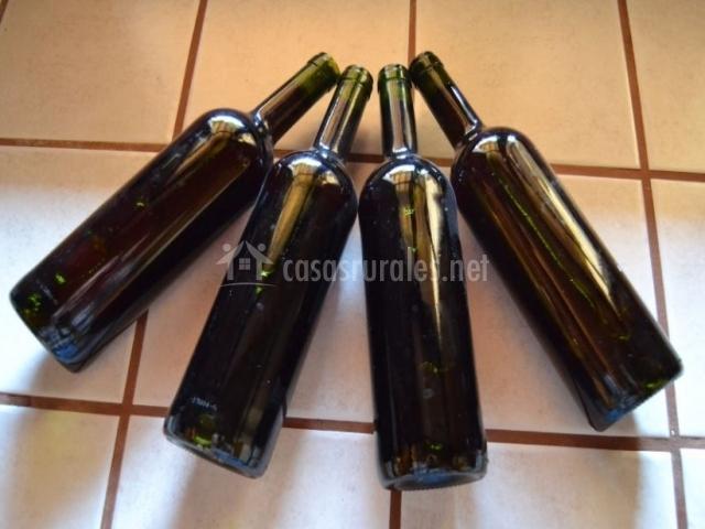 Obsequio de vino