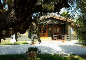 Cabaña I - Entre Viejos Olivos