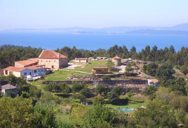 Casa grande El mirlo blanco - Catoira, Pontevedra