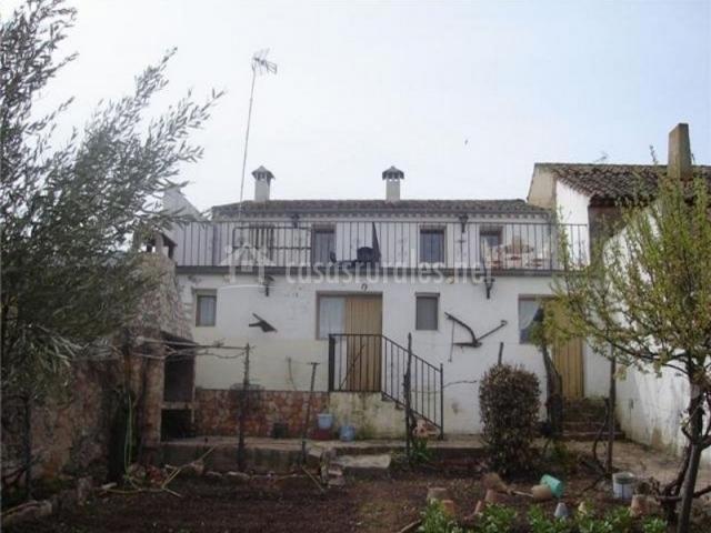 Casas rurales de viveros en viveros albacete for Viveros albacete