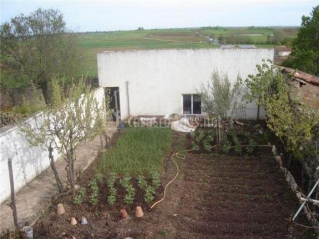 Casas rurales de viveros en viveros albacete for Viveros en maldonado