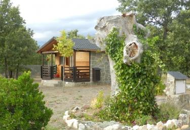 Cabañas Vallecino - Manzanal De Los Infantes, Zamora