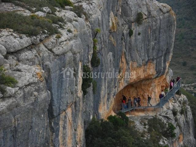 Cuevas de Valltorta