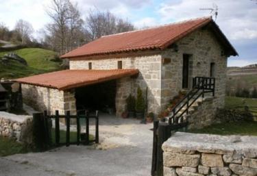La Pasadía  - Monte (Riotuerto), Cantabria