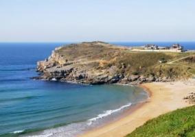 paisajes de playa en Cantabria