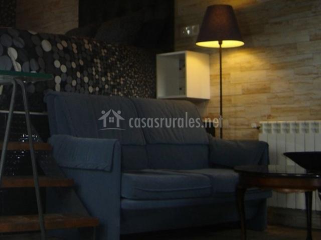 Sala De Estar Funcional ~ Sala de estar muy funcional con sillones