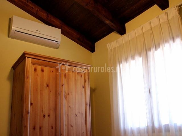 Habitaciones climatizadas