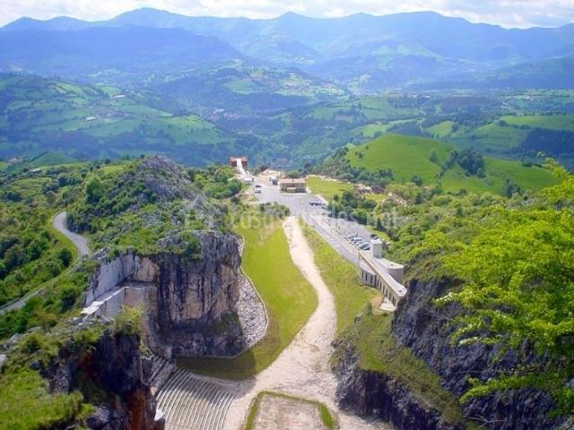 Vista del Parque de Armañón