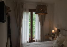 Dormitorio exterior
