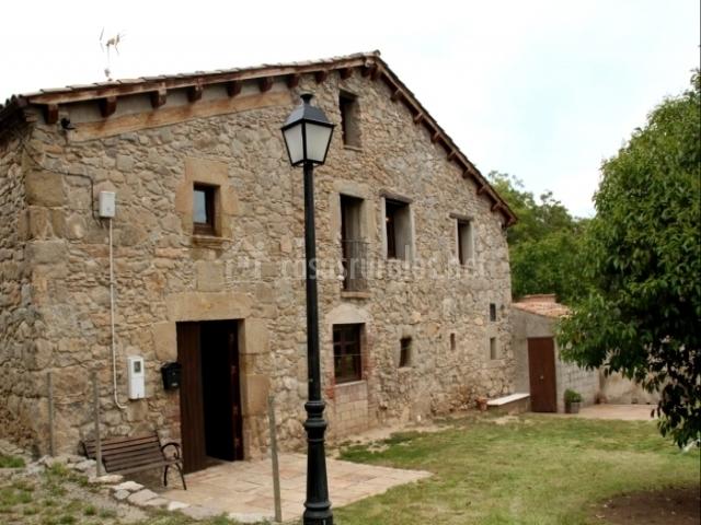 Cal seuba en montclar barcelona - Casas rurales bcn ...