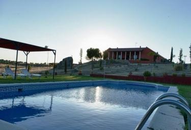 La Qvinta del Triario - Casa Romana - Don Alvaro, Badajoz