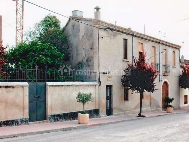 Cal manou en el pla del penedes barcelona - Casas rurales bcn ...