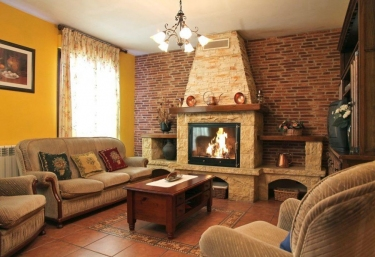 Casa Rural El Carrascal - Casarejos, Soria