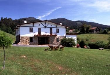 Caserío Garaizar - Maruri jatabe, Vizcaya