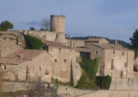 Mas a h pica les elies casas rurales en mura barcelona - Casa rural mura ...
