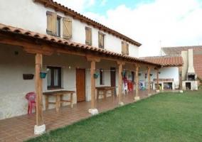 Casas Áurea y Federico