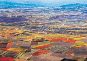 Cordovín con sus paisajes