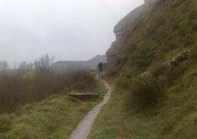 ruta de montaña