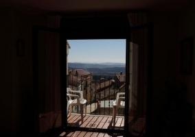 Apartamento rural Sol de Pico