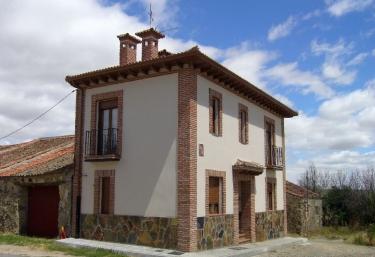 Casa Jacinta - San Cristobal De Segovia, Segovia