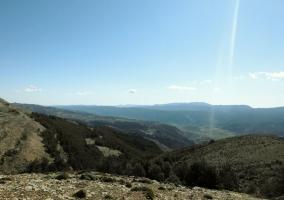 mirador de montaña