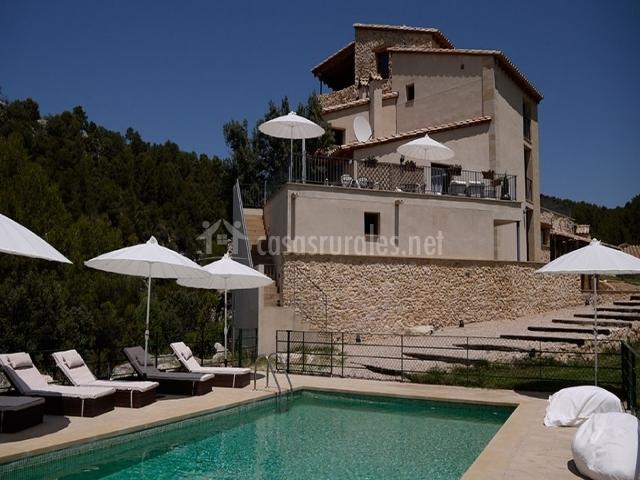 Mas de la serra hoteles rurales en fuentespalda teruel for Hoteles en teruel con piscina
