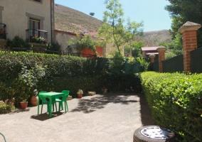 patio exterior