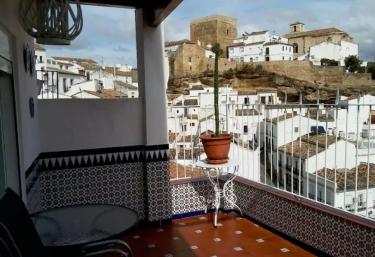 Casa Las Lanzas - Setenil De Las Bodegas, Cádiz
