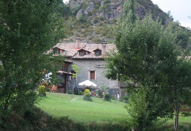 Casa Perich - Laspaules, Huesca