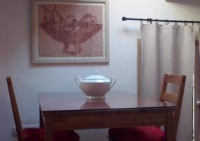 Mesa para comer