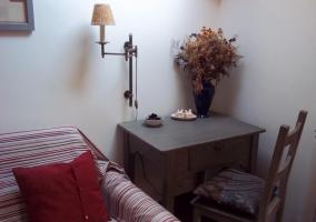 Mobiliario del salón