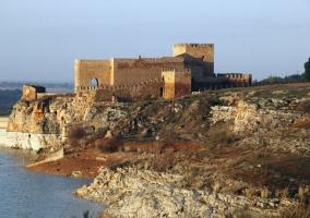 Zona del antiguo castillo