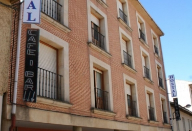 Hostal Escarcha - Sahagun, León