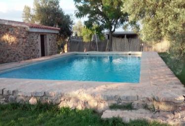 Alojamiento rural El Olivar - Casasbuenas, Toledo