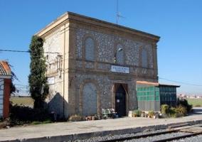 Zona de la estación