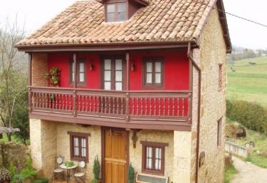 Casa rural Na'Bolera - Nava, Asturias