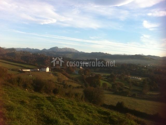 Casa rural el calero en pola de siero asturias - El tiempo en siero asturias ...