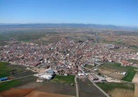 Zona centro de Mora