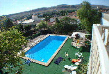 Casa rural Daroca - Huete, Cuenca