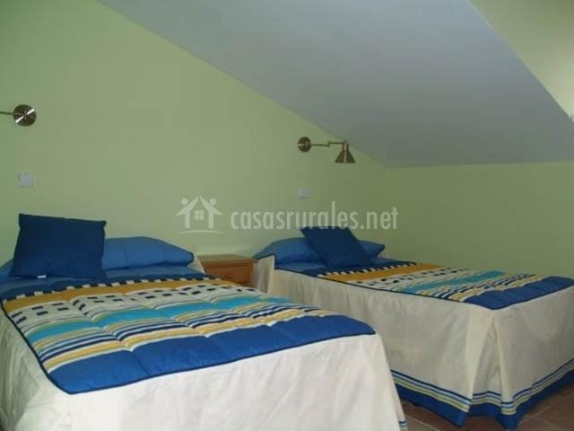 camas individuales