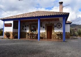 Cortijo La Loma - Pozo Alcon, Jaén