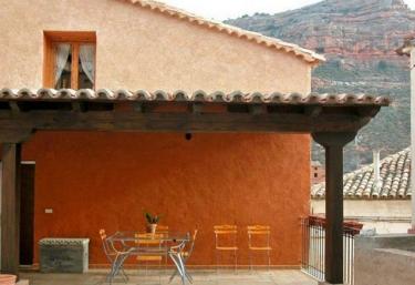 El Patio del Tío Zenón - Somaen, Soria