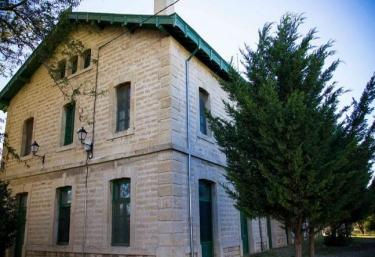 La Estación del Alma - Almazan, Soria