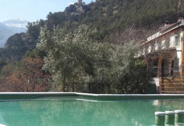 Cortijo El Cercadillo - Bedmar, Jaén