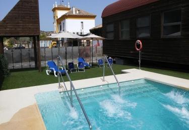 Hostal- Apartamentos Vía Verde de la Sierra - Olvera, Cádiz