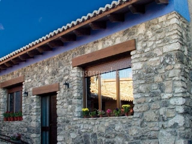 La casa del herrero en calamocha teruel - Casa rural los herrero ...