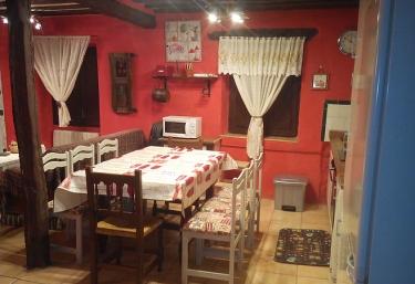 La Casa de Eusebio y Vicenta - Diustes, Soria