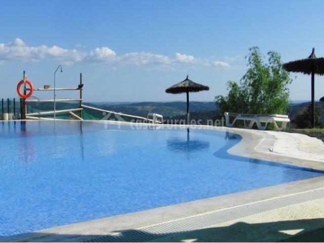 Complejo los veneros hotel en santa ana la real huelva for Hoteles en huelva capital con piscina