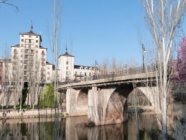 Puente Romano Matrimonio : La parrala ii casas rurales en fuentespina burgos